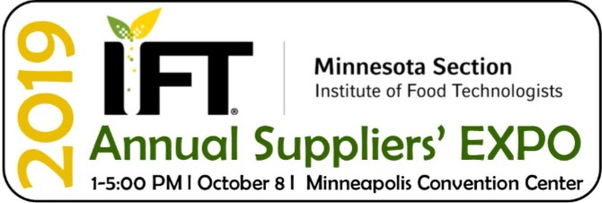 2019 Expo | Minnesota Section of the Institute of Food Technologists